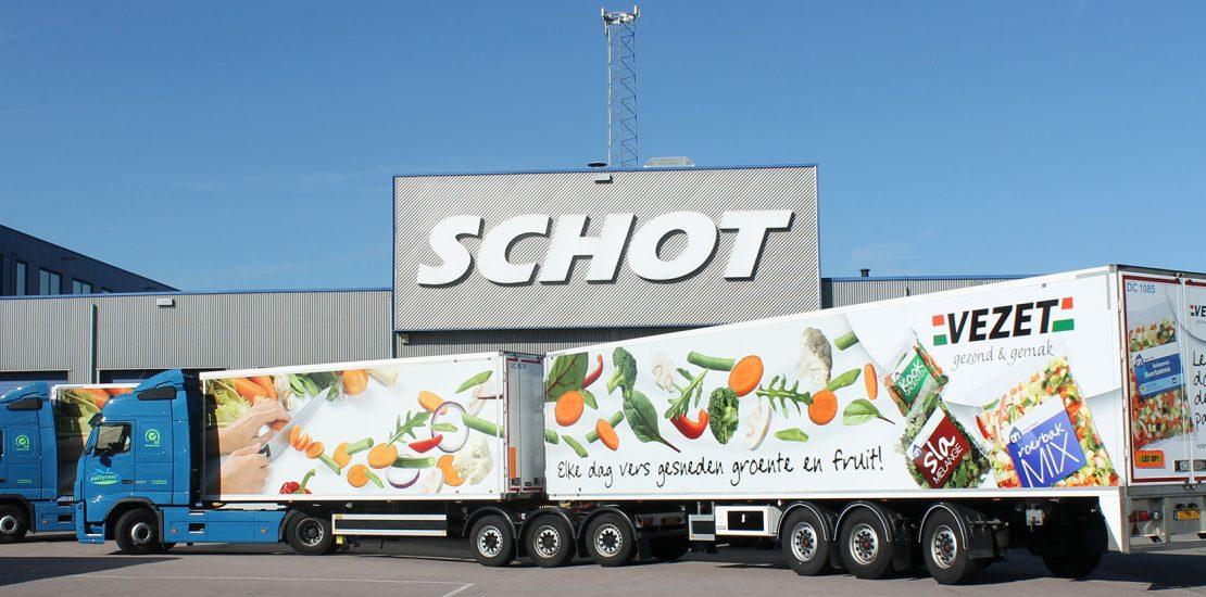 Schot transport vacatures