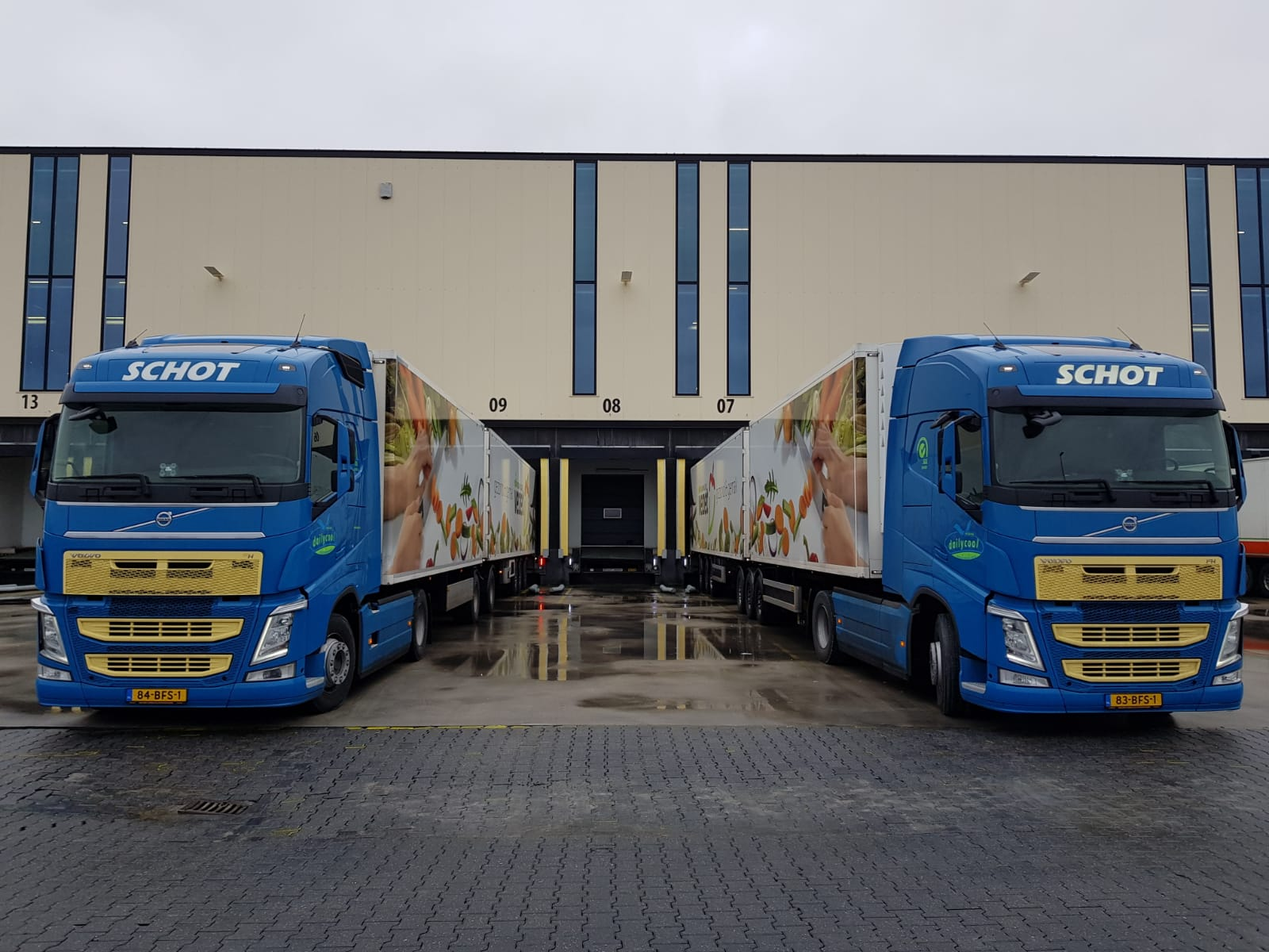 Langere en Zwaardere Vrachtautocombinaties Dailycool