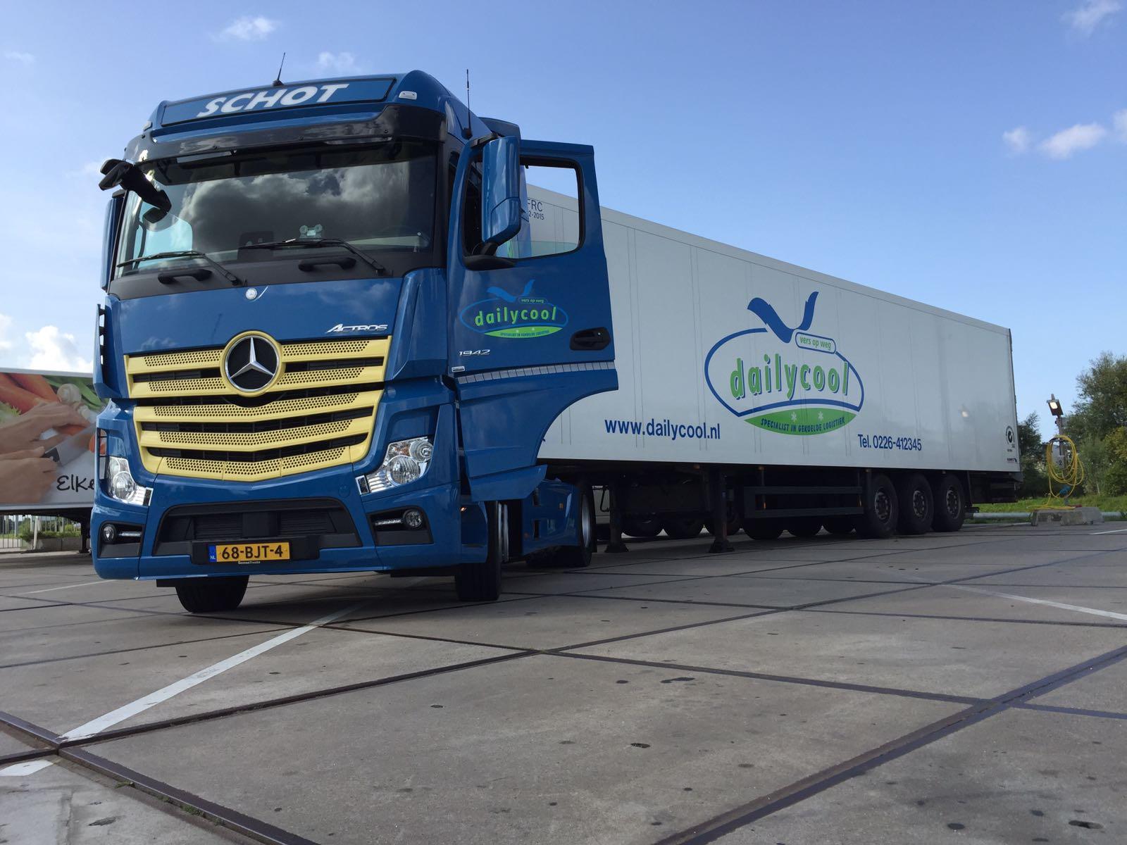 vrachtwagen dailycool