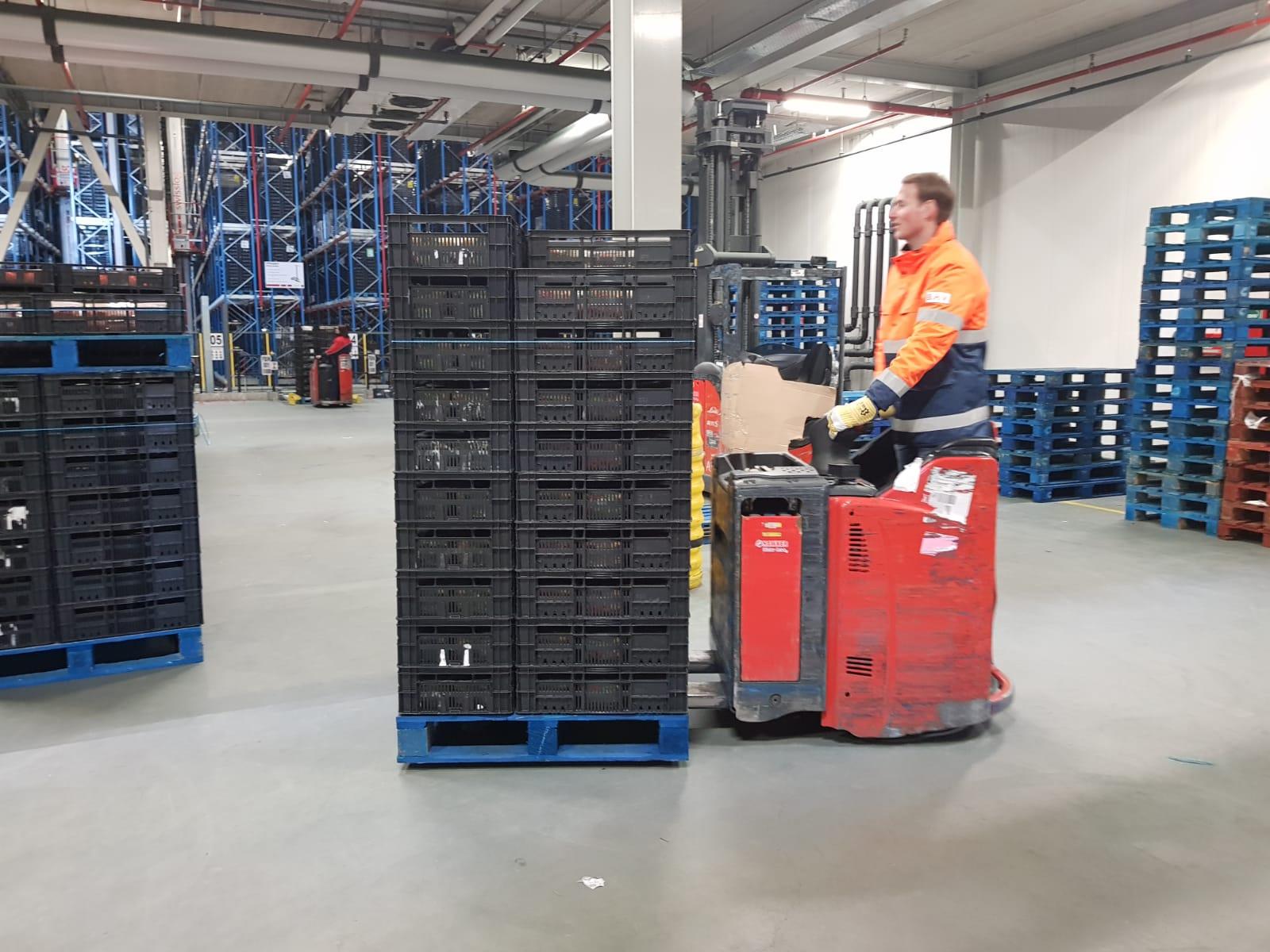 warehousing koeltransport