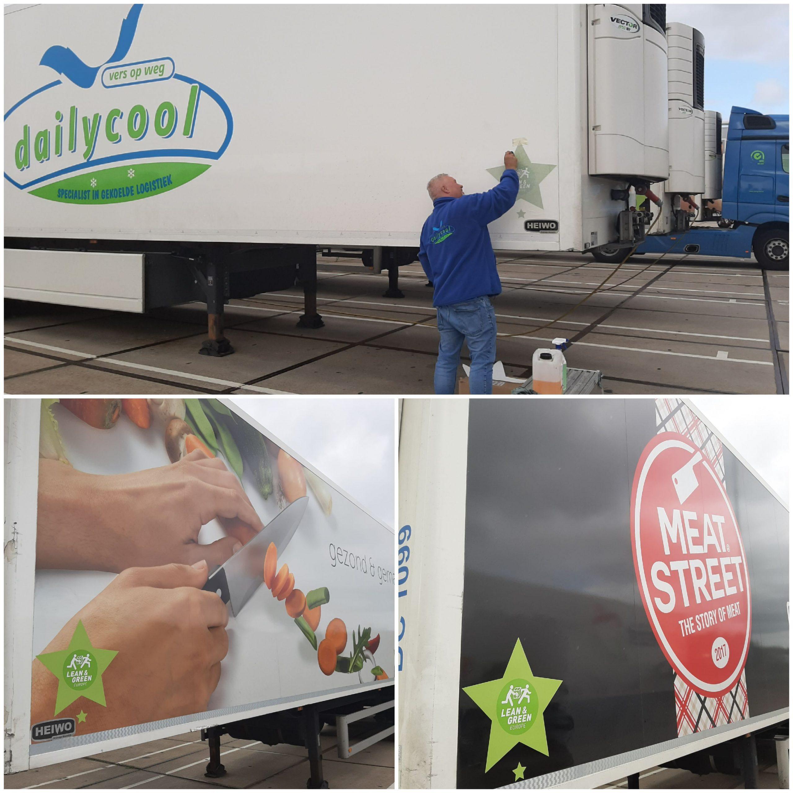 lean & green Dailycool koeltransport