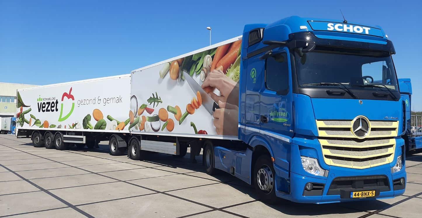 Transportbedrijf Dailycool Schot
